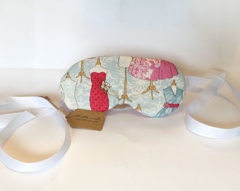 Lovely Handmade Sleep/Travel Mask