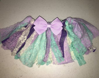 Custom Lace Tutu