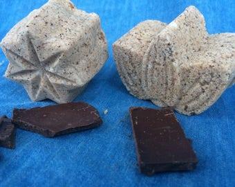 Bath Bombs , Chocolate Coffee Chip
