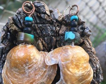 Jingle Shell and Turquoise