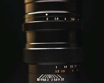 Leica Summacron 90mm f/2