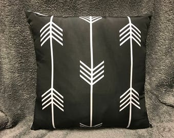 Arrow Pillow - Available With or Without Pillow Insert