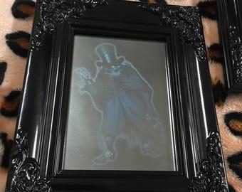 Vanishing hitchhiking ghost mirrors haunted mansion