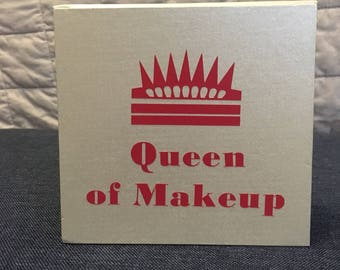 Queen of Makeup Eco Friendly Z Style Makeup Palette