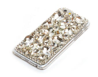Sharon jewel embellished iPhone case