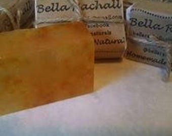 All Natural Homemade Bar Soaps made with 100% Pure, Therapeutic Grade Essential Oils