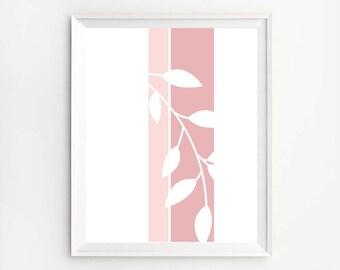 Blush Pink Decor Etsy