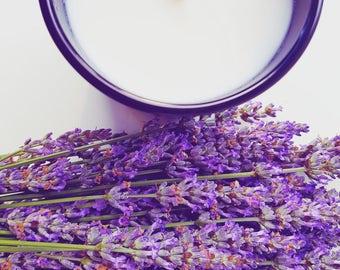 Soycandles Handmade EcoFriendly Wild Lavender