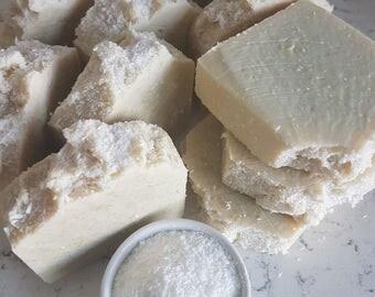 Coconut vanilla Bar Soap