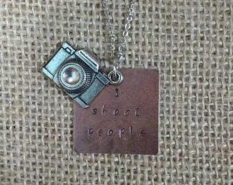 Photographer Necklace