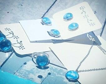 Mako moon stone jewelry