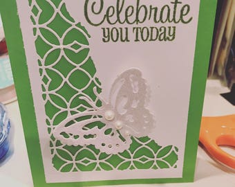 Mini greeting card - Any Occasion