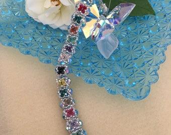 Swarovski Crystal Spring Garden Bracelet