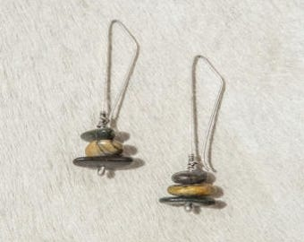 Cairn Stone Earrings