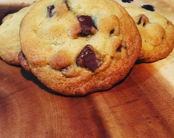 Dozen Chocolate chip cookies