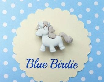 SALE! Unicorn brooch unicorn jewelry unicorn jewellery unicorn gift mythical creatures cute unicorn pin badge unicorn badge