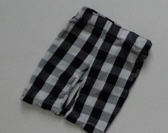 Plaid Baby Leggings, Infant Leggings, Baby Shower Gift, Baby Boys Clothes, Baby Girls Clothes