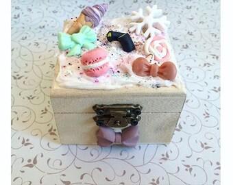 Scatola portagioie - jewel case