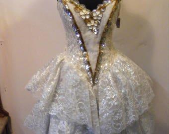 Women's Sequin Dress Small