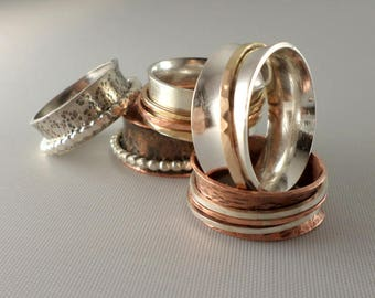 Spinner Rings - date to be announced