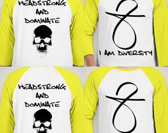 HEADSTRONG AND DOMINATE