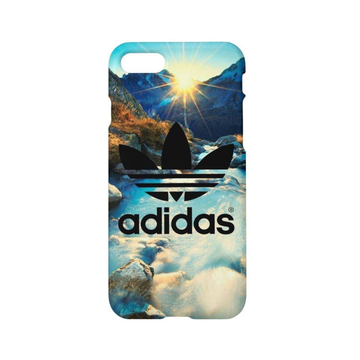 Iphonex Adidas Iphone8 Originals Adicolor Case Iphone X Black 8 Plus 7