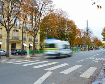 Paris Photography, Streets of Paris, Digital Print