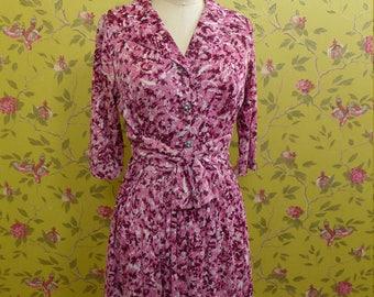 Lovely 1960's Vintage Dress
