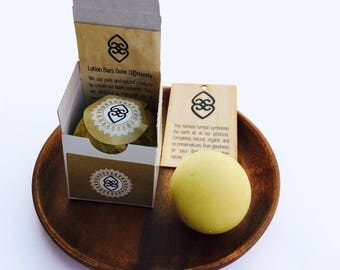 Woodprint- Lotion Bars Done Differently