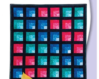 Mod Attic Windows PDF Quilt Pattern