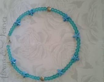 Beach blues neckles