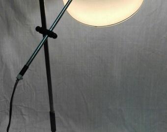 Czech vintage adjustable standing lamp.
