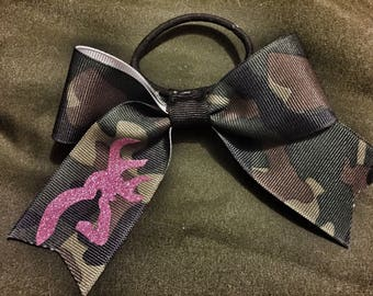 Camo with pink browning