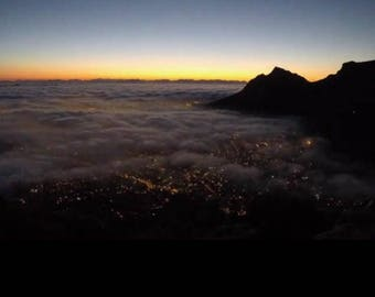 Cape town coming to life