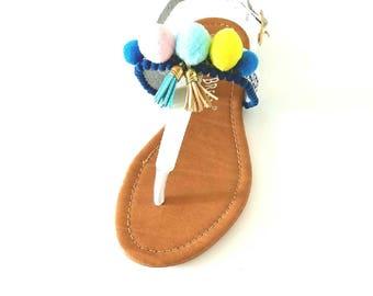 Popcor summer sandal