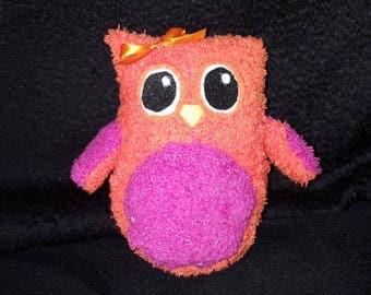 Don orange OWL of the closet