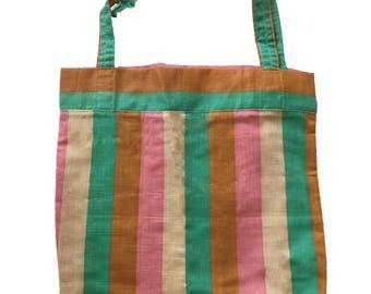 ONE OF A KIND. Strap handbag [Handmade]