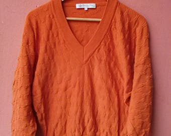 Vintage CHRISTIAN DIOR SPORT Knitwear Rare