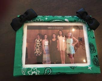 Cloth Picture Frame