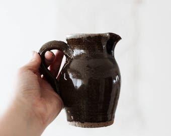 Vintage Ceramic Pottery Pitcher/Vase