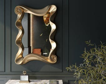 Decorative mirror 3D