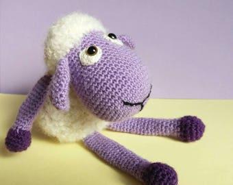 Fiorenza the sheep.
