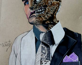 Two Face Harvey Dent