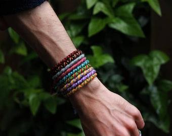 Customized friendship bracelets