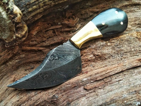 Hand Crafted Custom Bowie Knives Homemade Bowie Knife