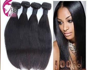 Peruvian Hair Wefts Salon Quality 100% Human Hair