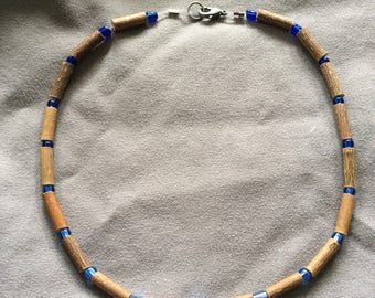 Therapeutic Hazel Wood Necklace
