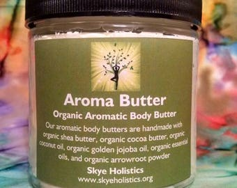 Organic Aroma Butter