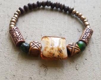 Boho love My Little Gem Bracelet