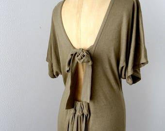Gianni Versace vintage dress 80's